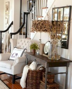 Are you a farmhouse style lover? If so these 23 Rustic Farmhouse Decor Ideas wil. Are you a farmhouse style lover? If so these 23 Rustic Farmhouse Decor Ideas will make your day! Check these out for lots of Inspiration!