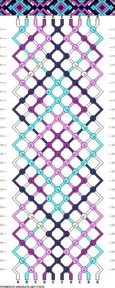 Learn to make your own colorful bracelets of threads or yarn. String Bracelet Patterns, Embroidery Floss Bracelets, Homemade Bracelets, Diy Friendship Bracelets Patterns, Accesorios Casual, Bracelet Crafts, Weaving Projects, Macrame Patterns, Colorful Bracelets