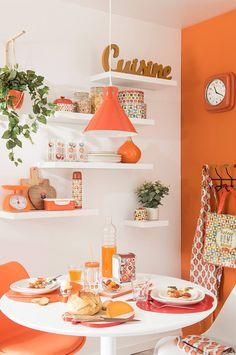 Tendencia decorativa Seventies - Happy Days | Maisons du Monde