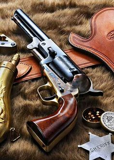 Colt Model 1848 'Dragoon' // Photo captured by Jonathan Marmand