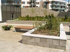 Ideakuvat   Rudus Curved Walls, Garden Walls, Retaining Walls, Sidewalk, Plants, Outdoors, Side Walkway, Walkway, Plant