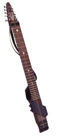 Chapman Stick, standard 10-string model