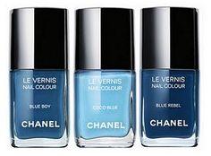 Variety of Blue