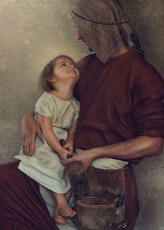 TRATAR ENTRE AMIGOS: San José en la vida de Nazaret (Reflexiones y dato...