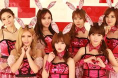 T-ara Unveil First Original Japanese Single 'Bunny Style!'