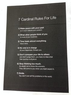 life quotes, cardin rule, mansion, life rules, tyleroakley, thought, healthy happy life, fashion rules, cardinals