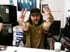 Mike Portnoy!