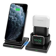 Samsung Galaxy S6, Iphone 8, Apple Watch, Cable Storage, Wireless Charging Pad, Portable Charger, 5 W, Apple Products, Cell Phone Accessories