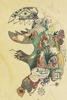 Niki de Saint Phalle : GORGO1964