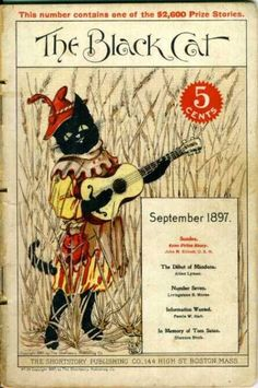 Black Cat (Magazine) - 9/1897