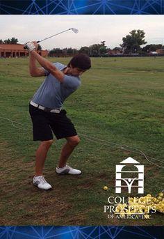 College prospects of America se enorgullece de promover a Inaki Aldao, Golfista Argentino. Si quieres estudiar y competir en Estados Unidos y que las Universidades Americanas te conozcan como a Inaki ingresa y completa tus datos http://www.collegeprospectsla.com/contacto o visitahttp://www.collegeprospectsla.com/