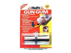 exhaust gun gum repair gun gum pinterest ps and guns. Black Bedroom Furniture Sets. Home Design Ideas