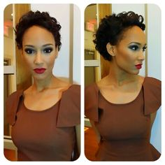 Makeup by Nalani Bott (beautybott), a Makeup Artist based out of Atlanta, GA. Bookings: info@beautybott.com.  #atlmua #atlmakeupartist #atlantamua #atlantamakeupartist #makeupartist #mua #makeup #redlips