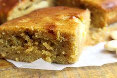 Fondant à l'amande et aux pommes- sans gluten, sans lait, paléo - Quinoa et Basmati