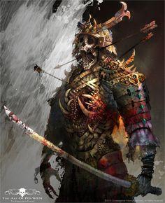 digital art samurai - Pesquisa do Google