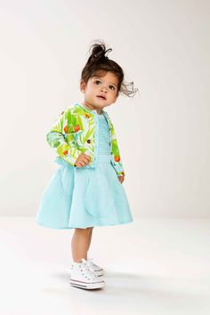 Oilily Children's Wear spring/summer 2017 collection. Now available in stores and online at www.Oililyworld.com.