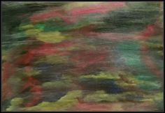"""""""A Pearled Sheen""""   Original abstract art  by  Irena Kristina Rose Forrester    copyright 2015 all rights reserved"""