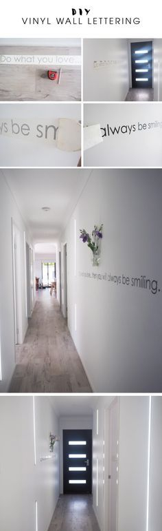 How to light and style a narrow hallway | TOMFO