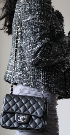 ff56f4484325 15 Best Chanel mini flap images   Chanel mini square, Purses, Chanel ...