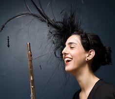 New York Philharmonic flutist Alexandra Sopp