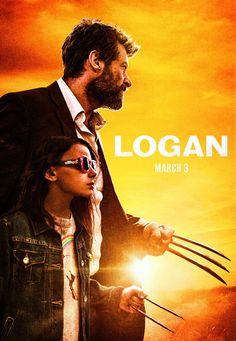 Logan (2017) by CAMW1N