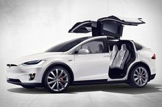It's been delayed more than once, but the world's first all-electric SUV is finally here. It was worth the wait. And with the performance numbers the Tesla Model X is capable of, you won't be waiting for much when you...