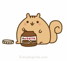 How cute is this Pusheen kitty?