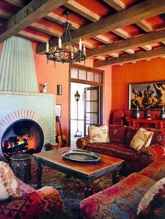 Old California and Spanish Revival Capture the spirit of Mexico at LaFuente.com