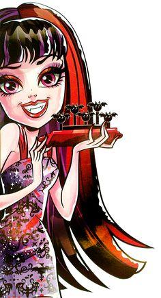 Elissabat. Ghoul Fair. Profile art