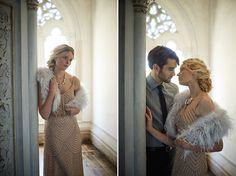 Bridal Style: BHLDN – 2015 Fall Collection 'Twice Enchanted'