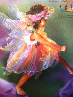 1999 Simplicity Childs Fairy Costume Princess by TheIDconnection