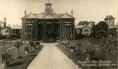 Beaufort War Hospital WW1.