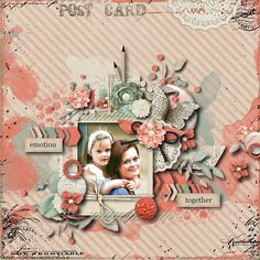 """Kit and Overlay """"If you ever"""" by Fanette Designs @ pickleberrypop.com pic by Sandra  https://www.pickleberrypop.com/shop/product.php?productid=33304&page=2"""