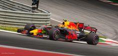 Max Verstappen, kwalificatie F1 GP 2017 op de Red Bull Ring in Spielberg Oostenrijk.