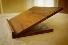 """Just recieved the creative craft prodcut update """"wood holder"""" from Mr-Cup"""