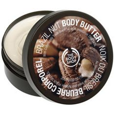 The Body Shop Body Butter -- must have in the winter!