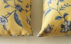Sew Comfortable: How to Sew Perfectly Plump Throw Pillow Covers (via Bloglovin.com )