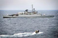 La Armada argentina lanza seis misiles MM38 Exocet modernizados - Noticias Infodefensa América