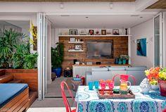 Dúplex no Rio tem um terraço perfeito para receber - Casa