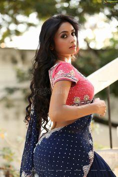 Beautiful Telugu Film Actress Pooja Sree Ragalahari Exclusive Photo Shoot