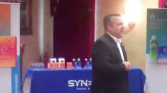 SYNERGY DUBLIN EVENT - Marc Comer - Greatful To Be In Ireland - TopTeam Rob Buser 001 (>)