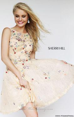 Sherri Hill 4305 Dress - MissesDressy.com