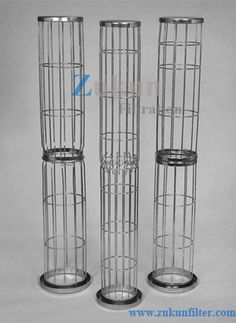 ZUKUN FILTRATION provides a wide range of high quality split filter cages for all industries & dust types. Stainless Steel Wire, Different Styles, Cage, Filters, Glass Vase