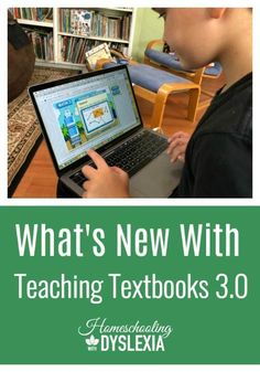 We've been using all of the levels from grade 3 - Algebra 2 successfully since We've seen many improvements in the TT program and I'm excited to share with you about the latest updates that are part of Teaching Textbooks Homeschool Curriculum Reviews, Homeschool Math, Homeschooling, Teaching Reading, Teaching Math, Teaching Textbooks, Career Information, Algebra 2, Dyslexia