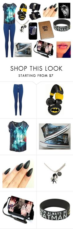 """""""Untitled #89"""" by erementaruartist on Polyvore featuring Miss Selfridge, Converse, Sebastian Professional, women's clothing, women, female, woman, misses and juniors"""