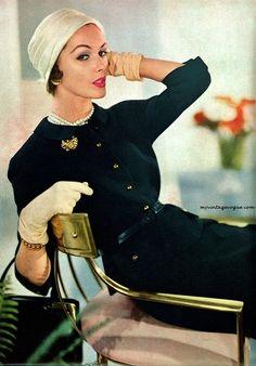 February 1957    Lucinda Hollingsworth