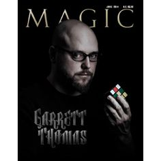 Magic Magazine June 2014 - Garrett Thomas: The Architect By Jamie D. Grant A passionate close-up magician who assembles bridges over the gap between fantasy and reality, Garrett Thomas thinks not only about what those connecting spans accomplish, but how to build them from both sides of the chasm. An Oral History of the L&L Publishing Video Audience By Kevin Pang The two get it here: http://www.wizardhq.com/servlet/the-17073/magic-magazine-june-2014/Detail?source=pintrest