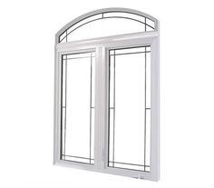 Fenêtre Architecturale en PVC Laflamme