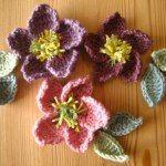bloemetjes Haken, Haakpatroon bloem, haakpatronen bloemetjes, gratis haakpatronen bloemetjes, bloem haken, gehaakte bloem, gratis haakptroon bloem, gehaakte bloemen,