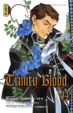 Trinity Blood, tome 14 - Sunao Yoshida, Kiyo Kyujyo, Pascale Simon - Amazon.fr - Livres